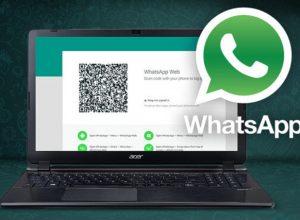 WhatsApp op pc