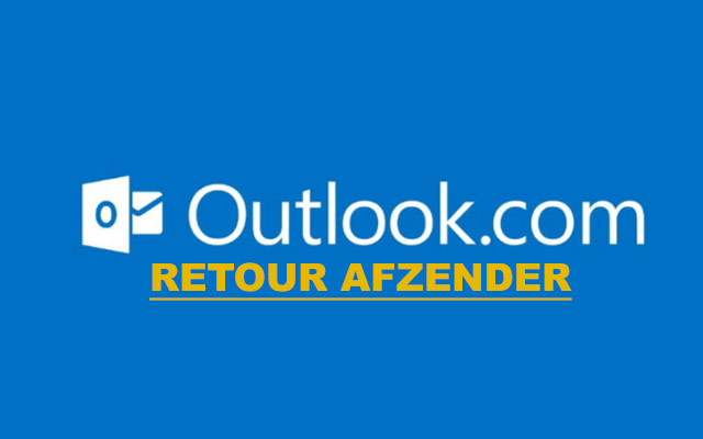 Mail terughalen Outlook