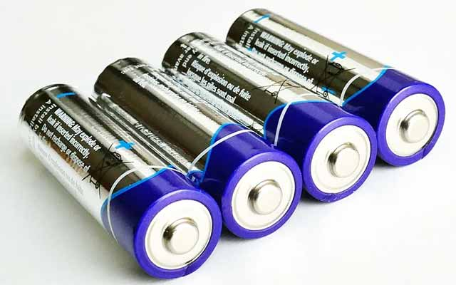 Batterij muis vervangen