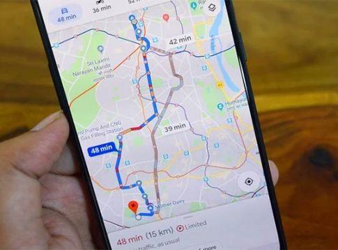 Google Maps offline gebruiken